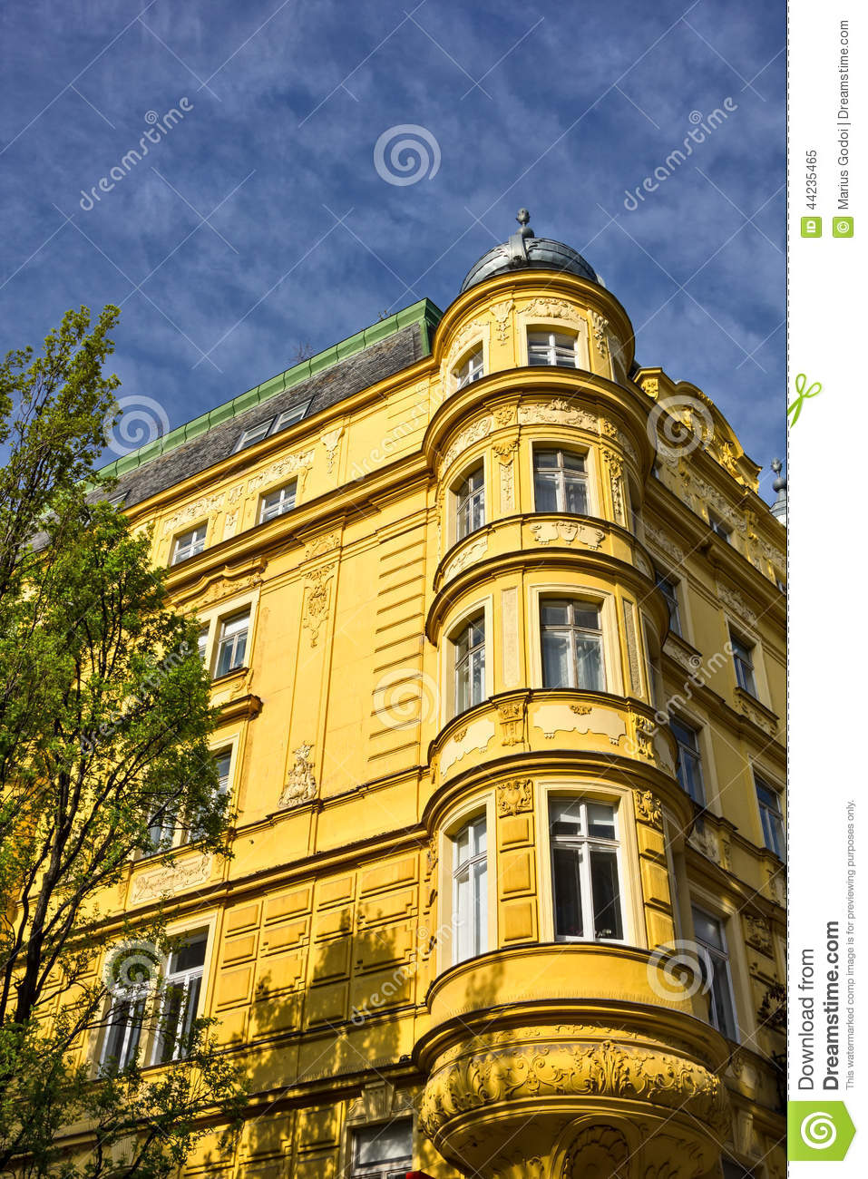 Vienna buildings architecture stock photo image 44235465 for Architecture vienne