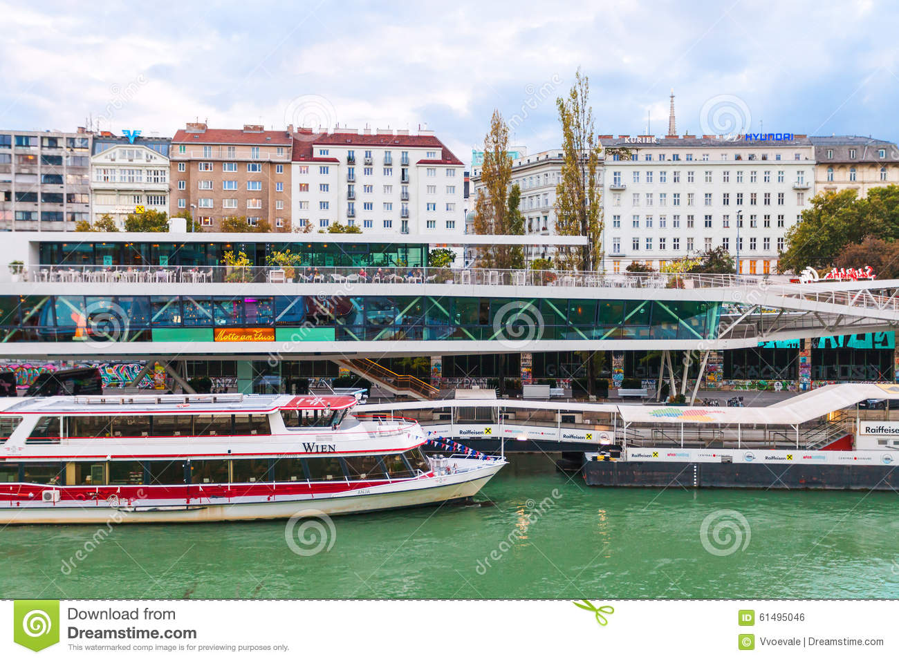 Valuable information Canal cruise danube can