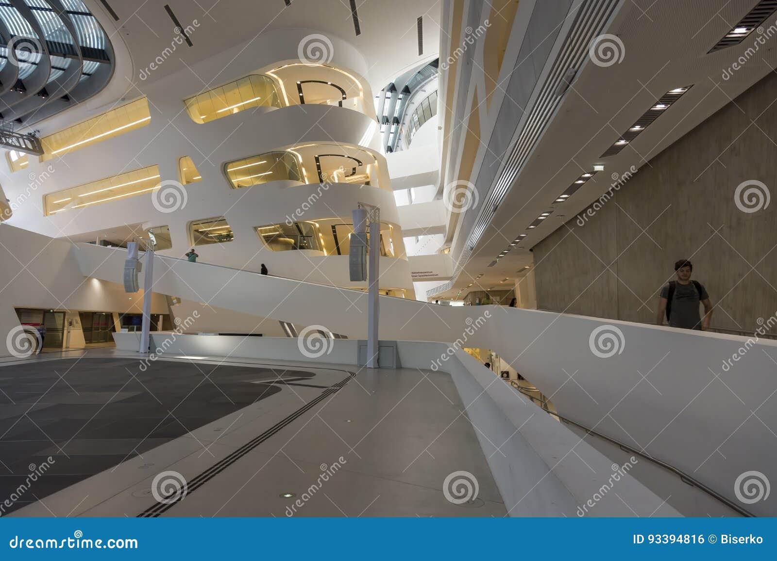 Vienna University Campus