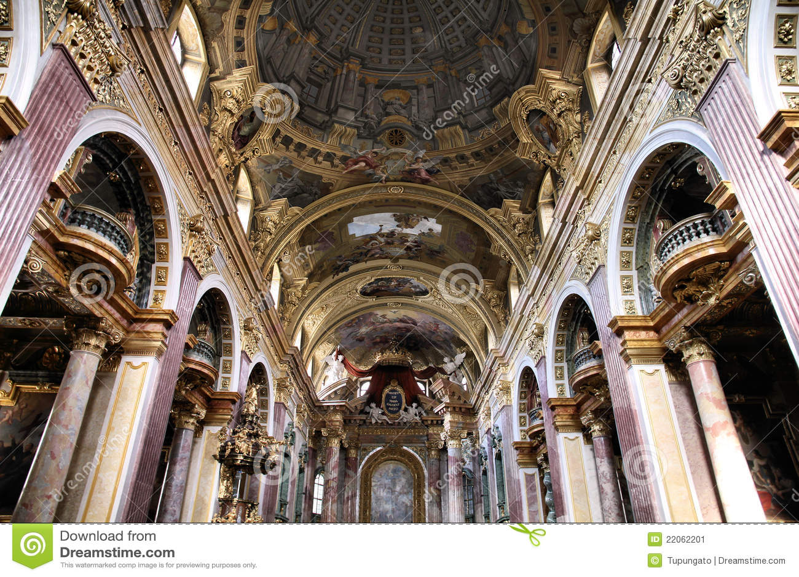 Vienne - église de jésuites