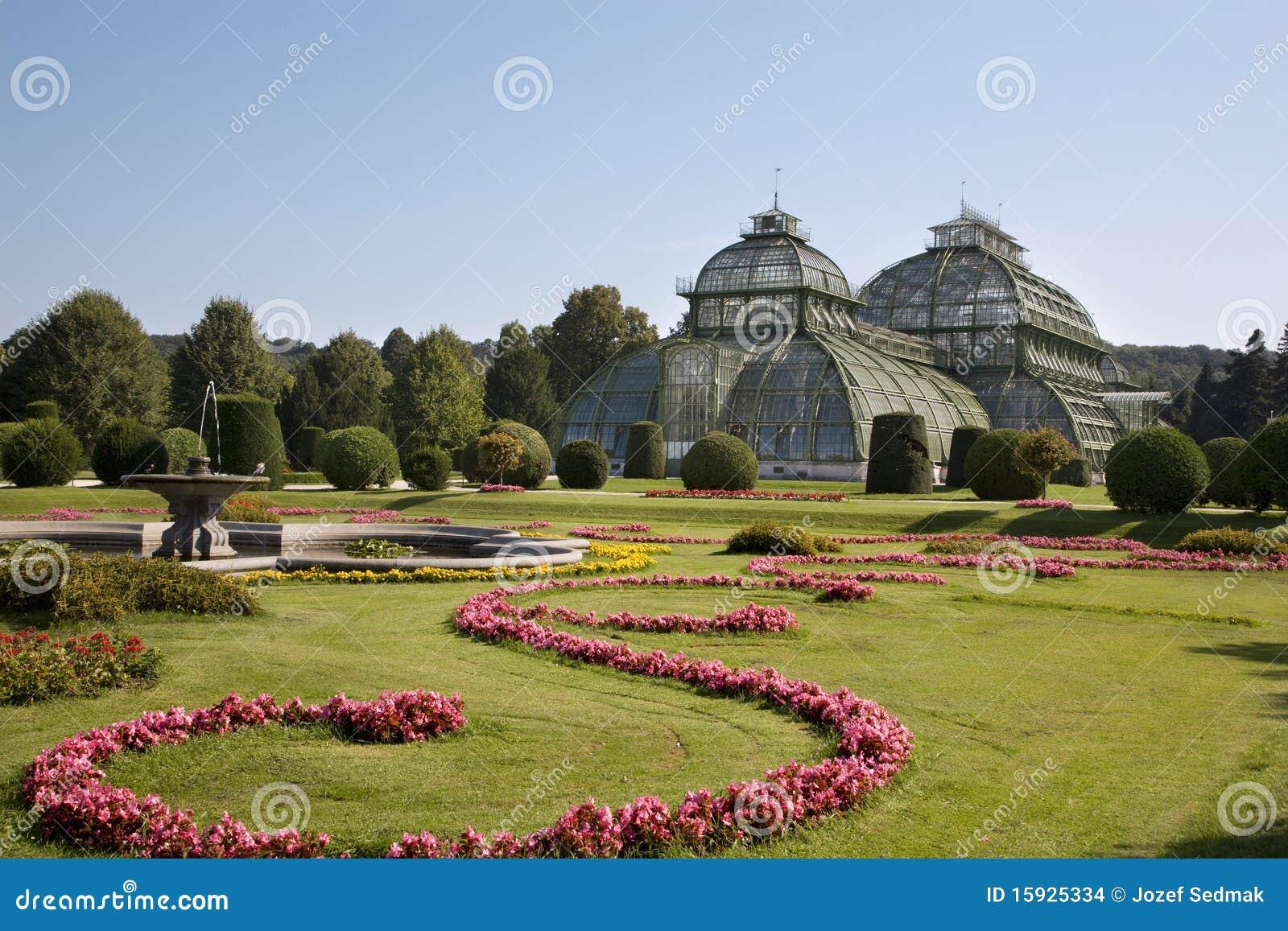 Vienne - Schonbrunn - Grashouse