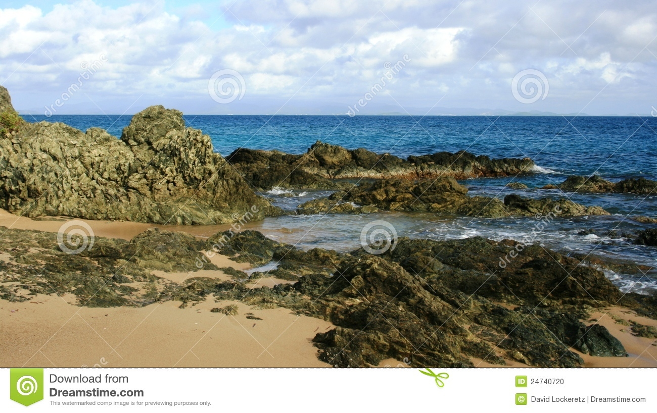 Vieques-Insel-Strand