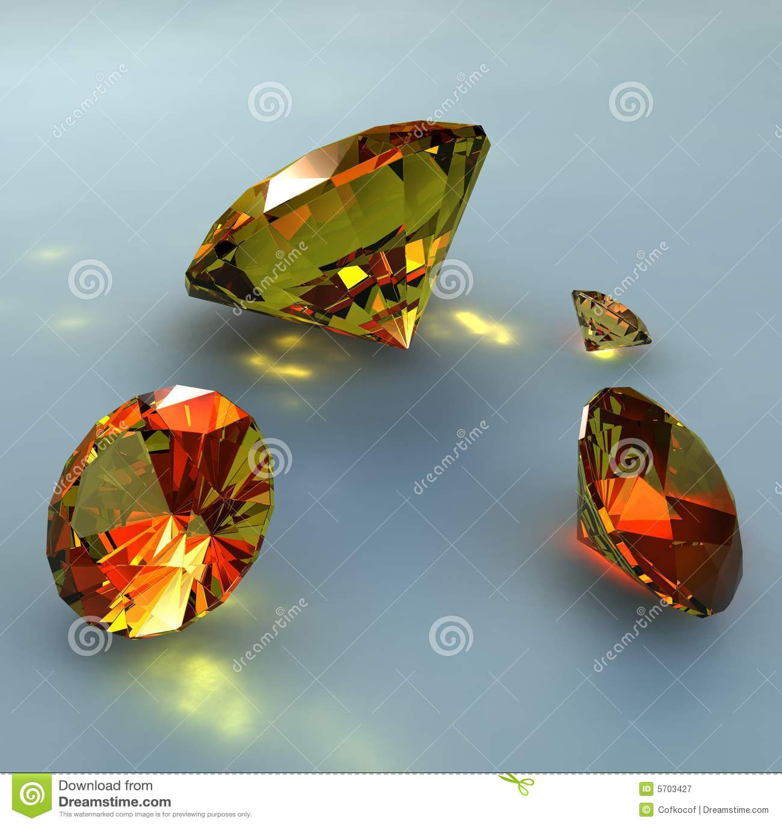 Vier diamanten