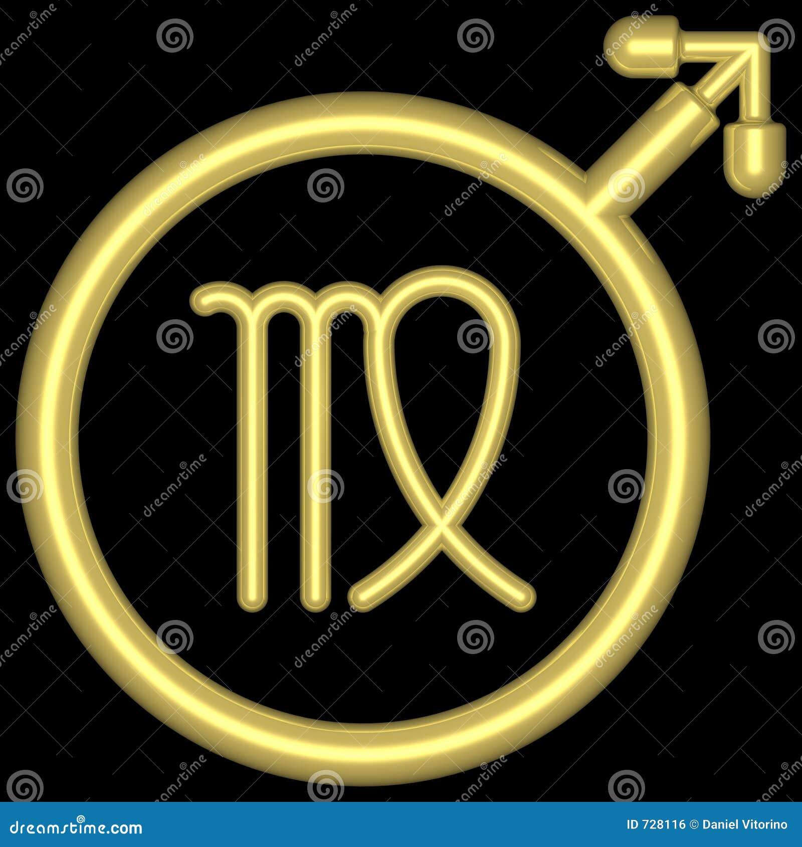 Vierge 002 de zodiaque