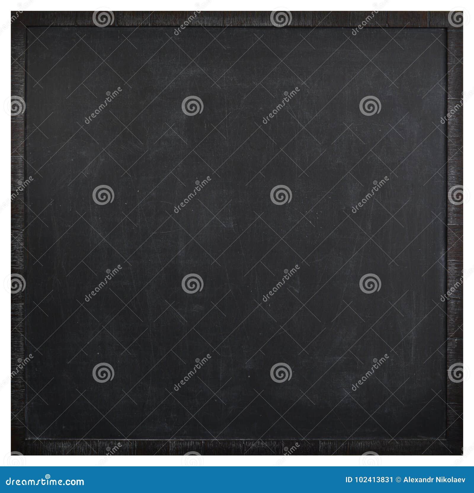 Vierkant spatie gewassen bord
