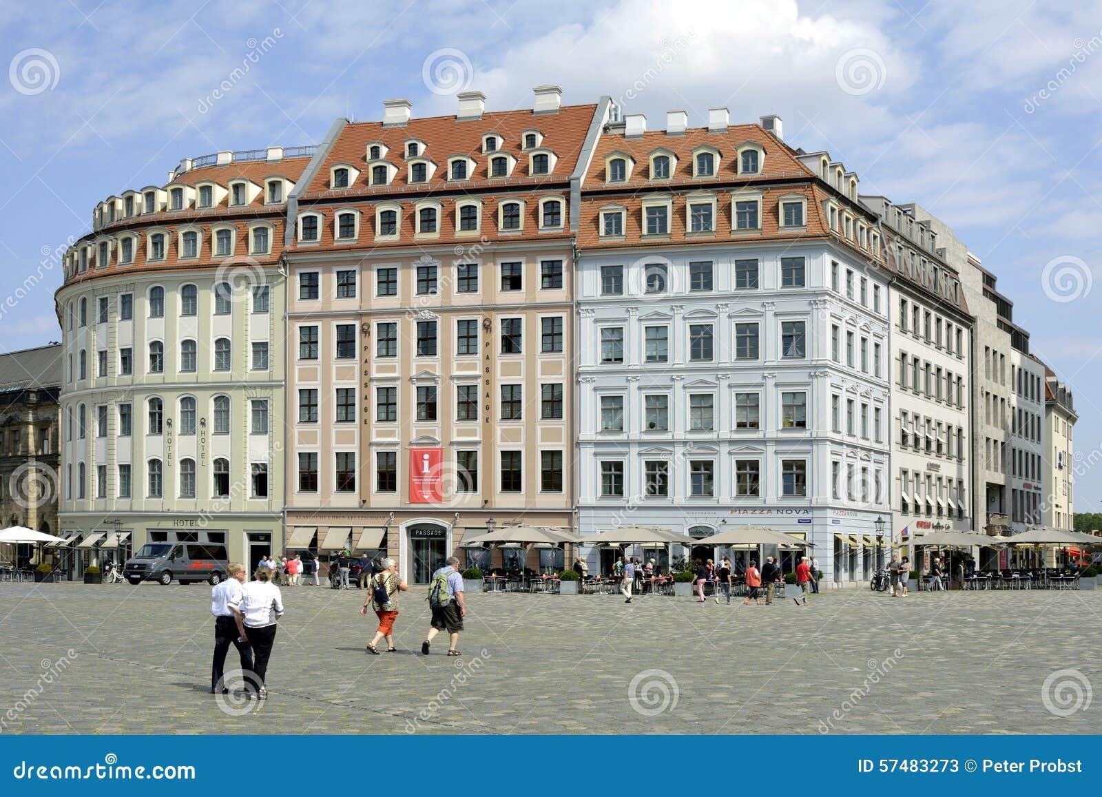 Markt Dresden