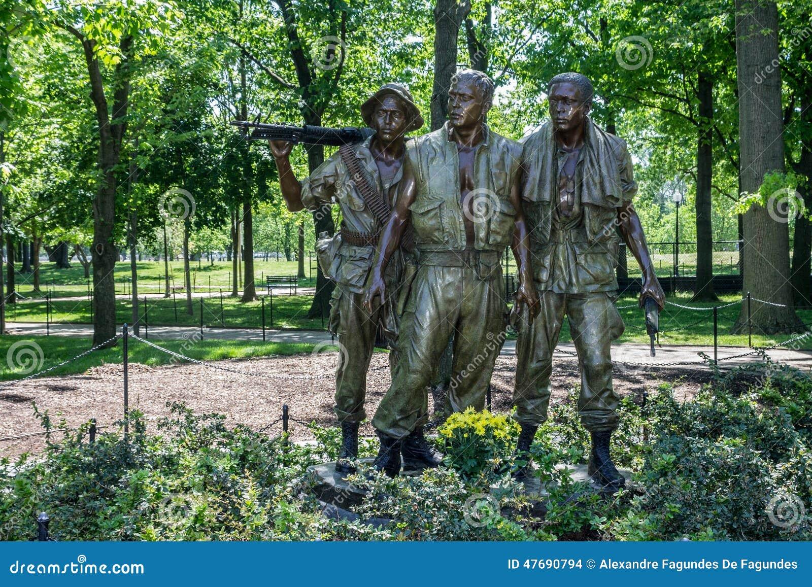 the purpose of the vietnam veterans memorials