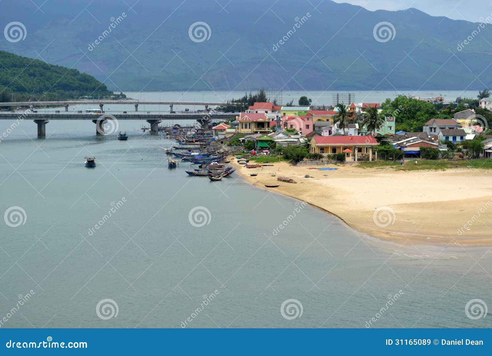 Vietnamees Visserijdorp