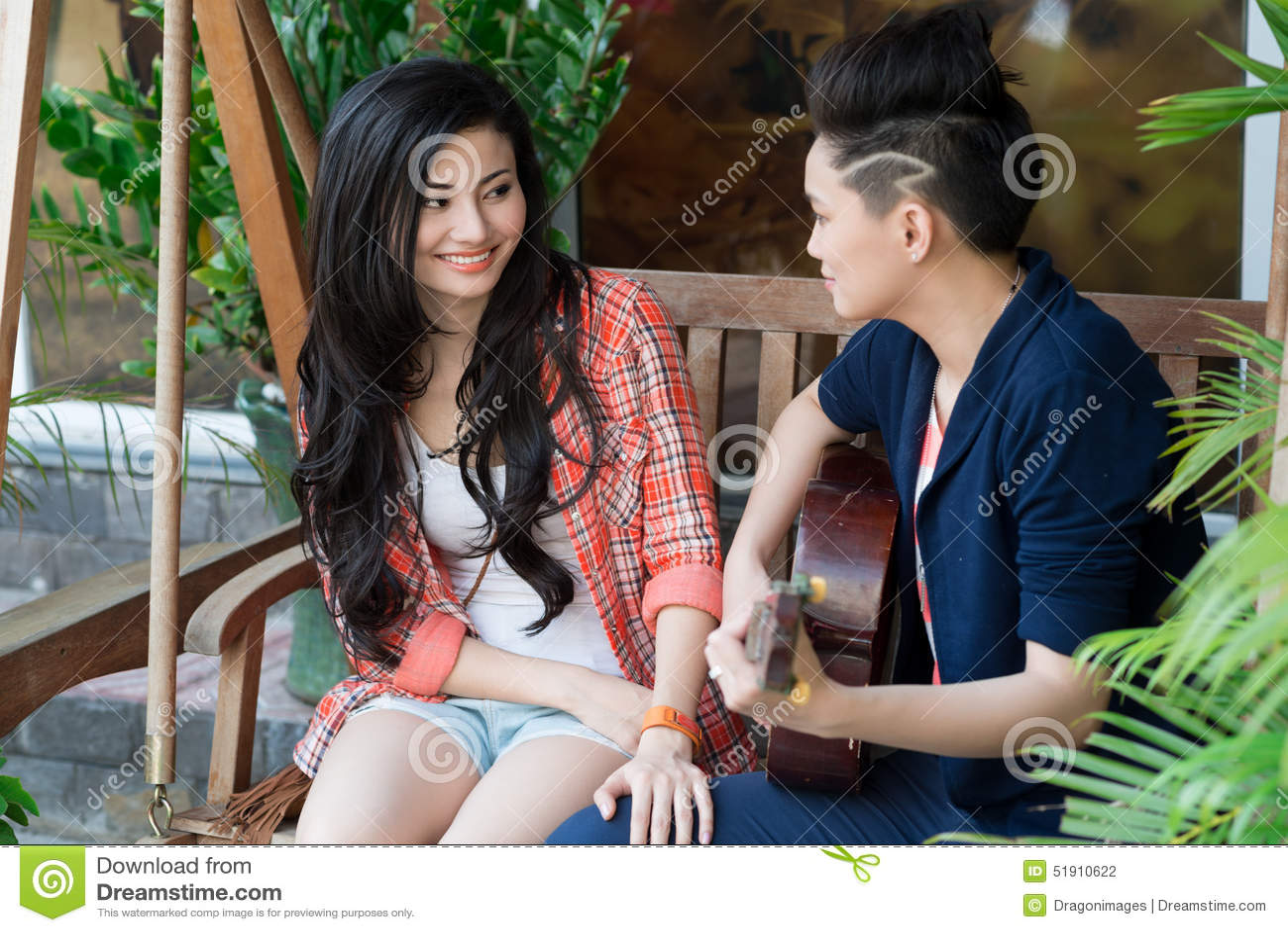Vietnamese Lesbians 108