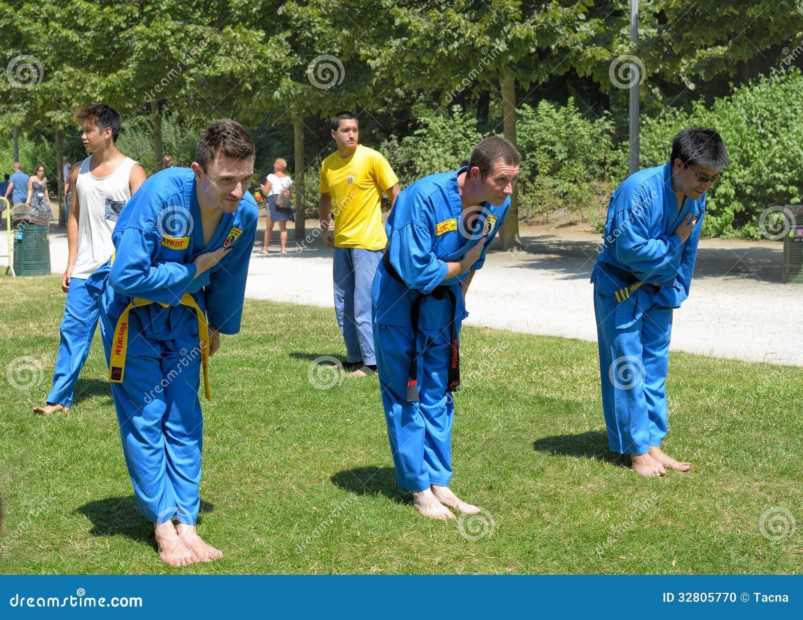 Vietnamese martial arts sportsmen editorial image image of city vietnamese martial arts sportsmen m4hsunfo