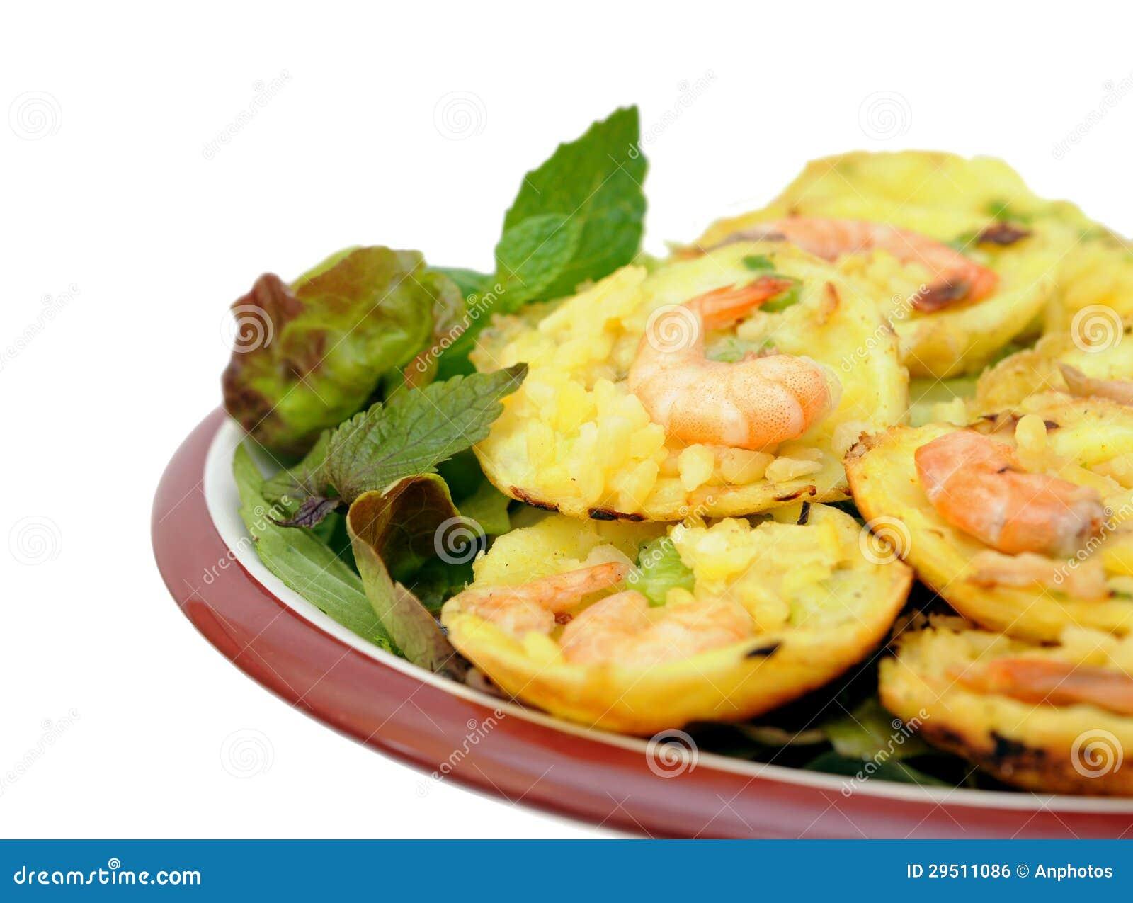 Vietnamese pannekoek