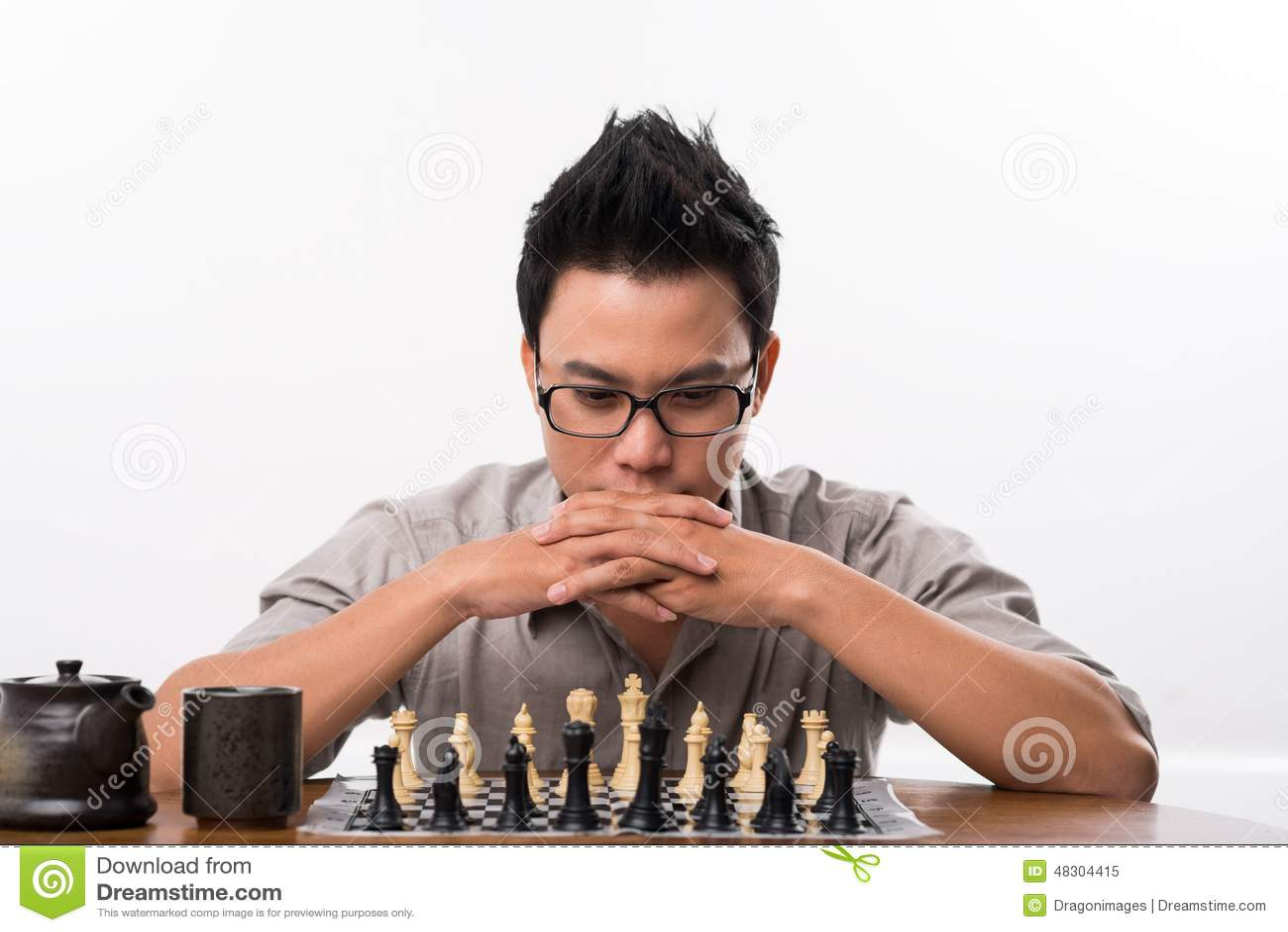 Vietnamese schaakspeler