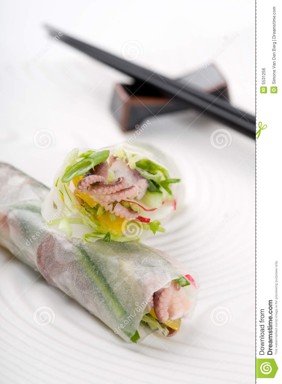 free clipart spring rolls - photo #22
