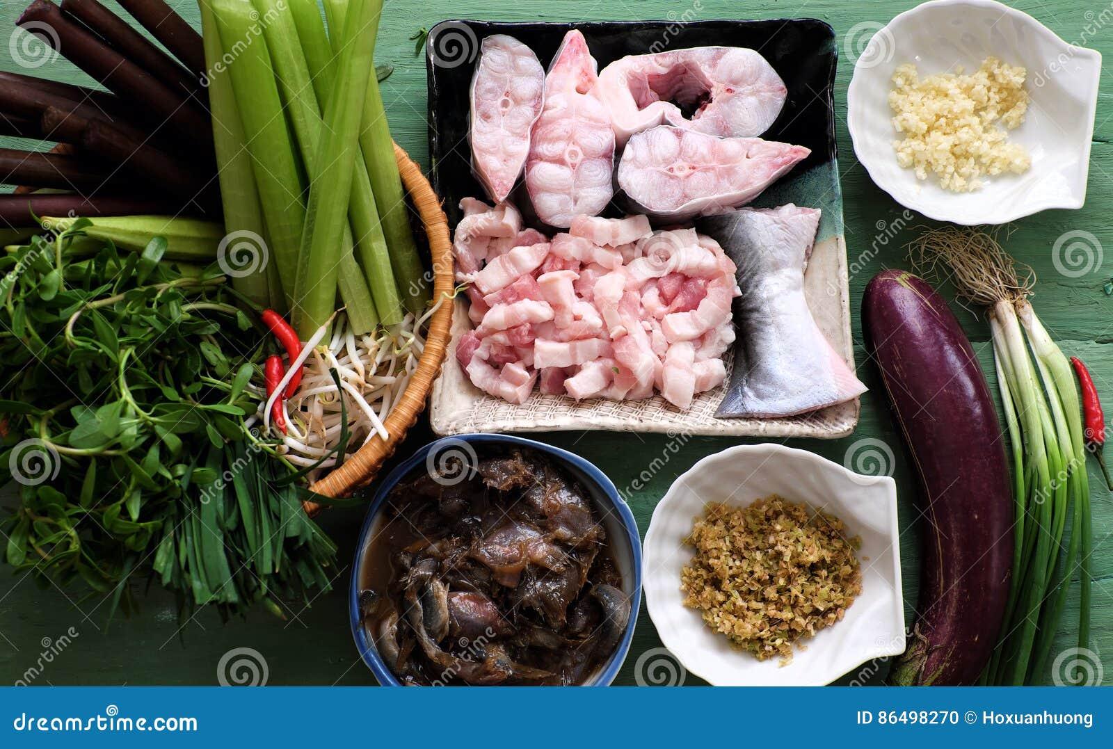 Vietnamesisk mat för dagligt mål, mamkho