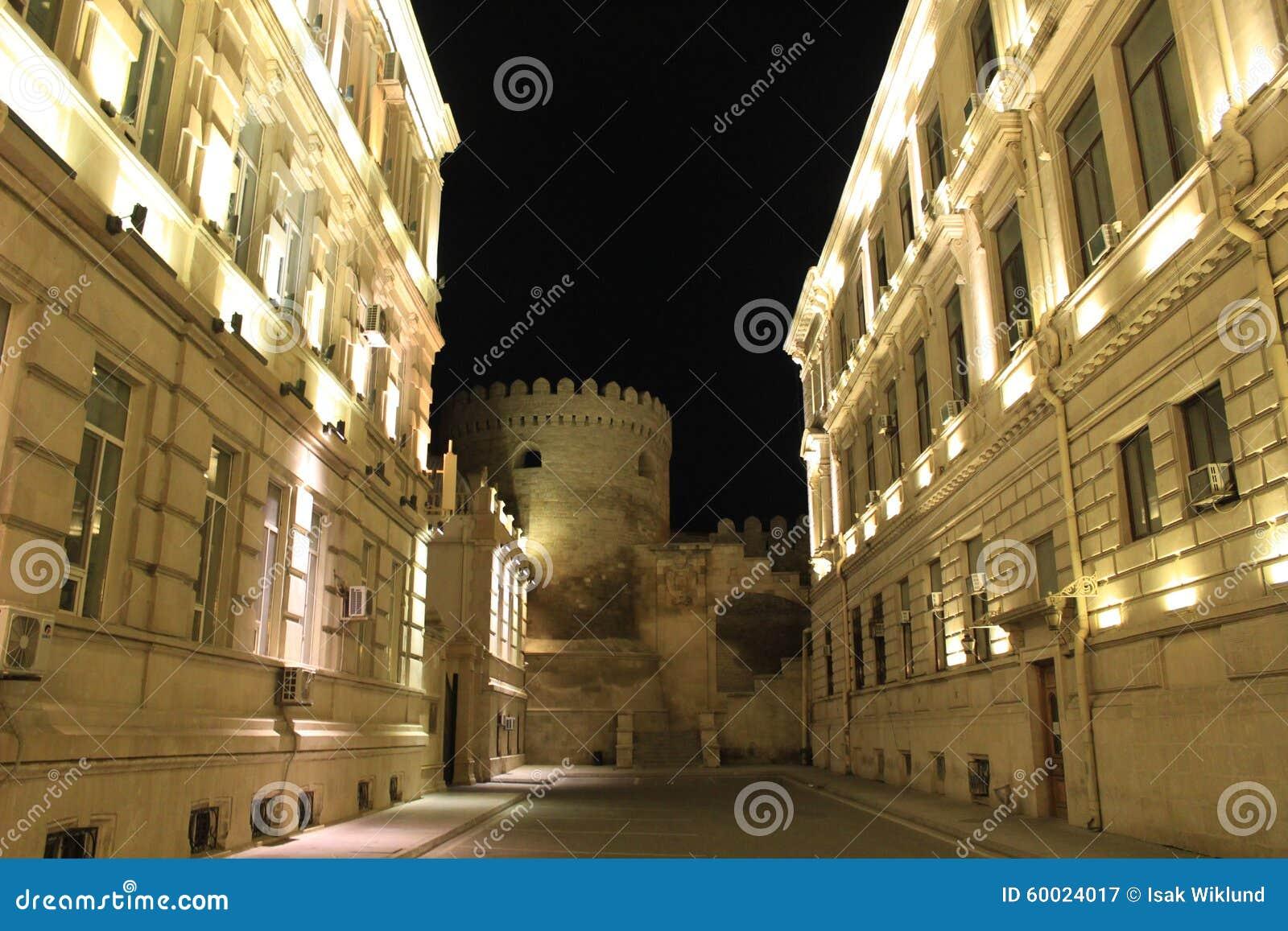 Vieux Bakou