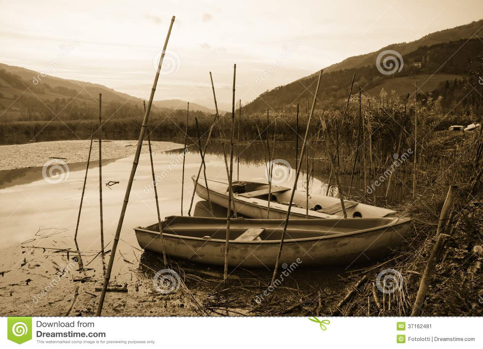 Vieux bateaux