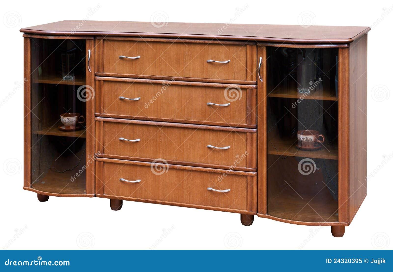 Vieux bureau en bois de montant image stock image du classique