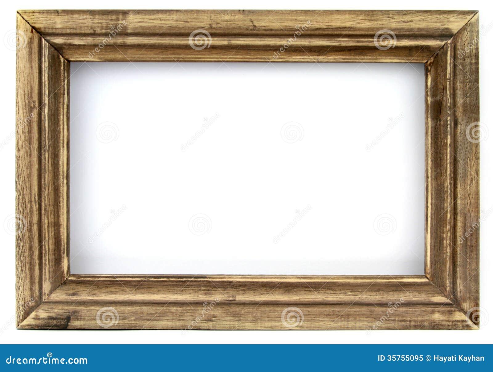 vieux cadre de tableau image stock image du trame illustration 35755095. Black Bedroom Furniture Sets. Home Design Ideas