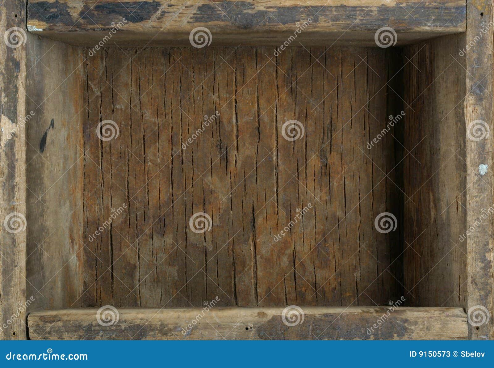 vieux cadre en bois photos stock image 9150573. Black Bedroom Furniture Sets. Home Design Ideas