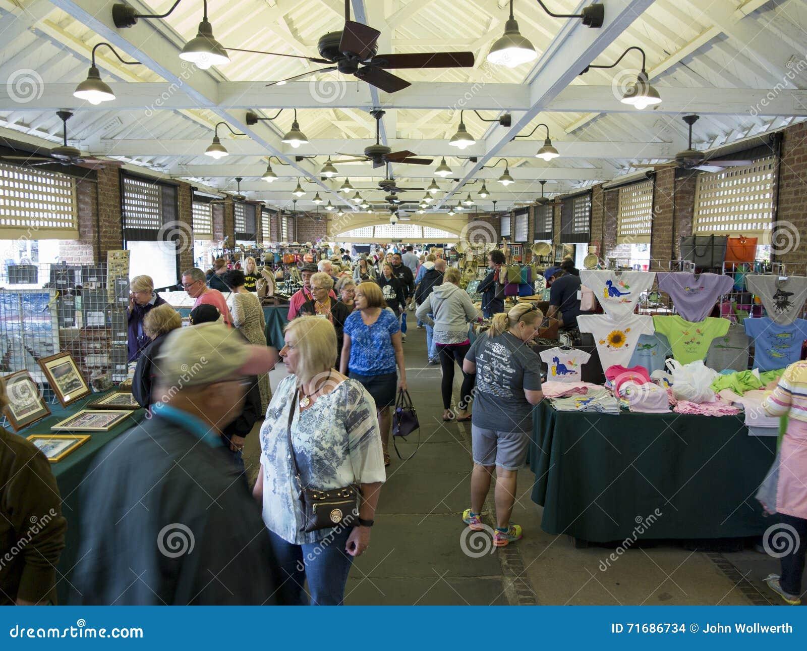 Vieux Charleston Market