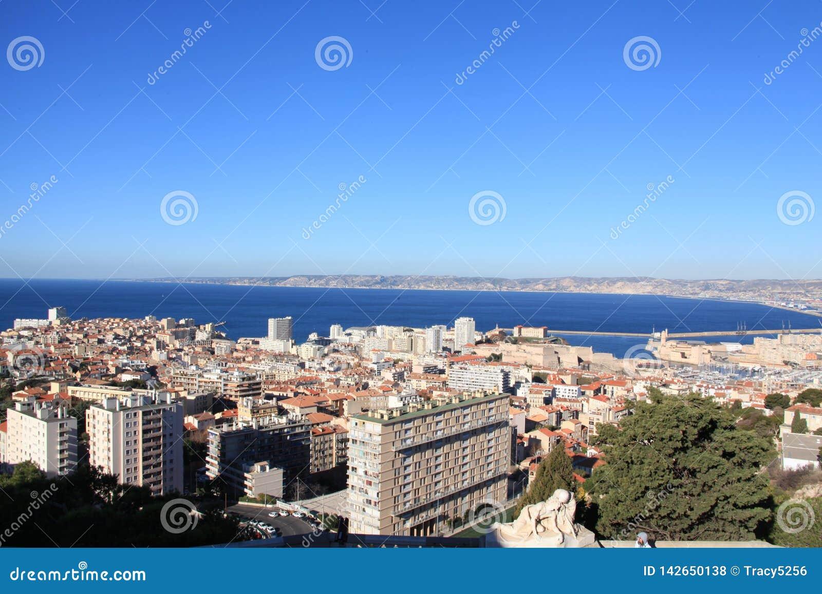Vieux-λιμένας de Μασσαλία