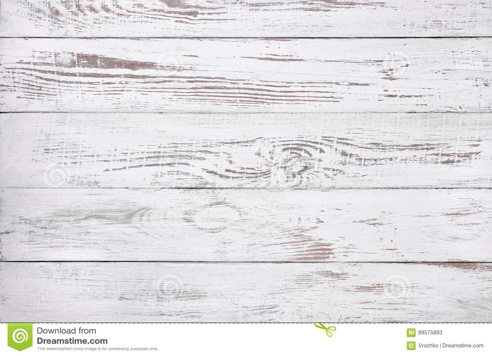 Vieux fond en bois blanc, surface en bois rustique avec l espace de copie
