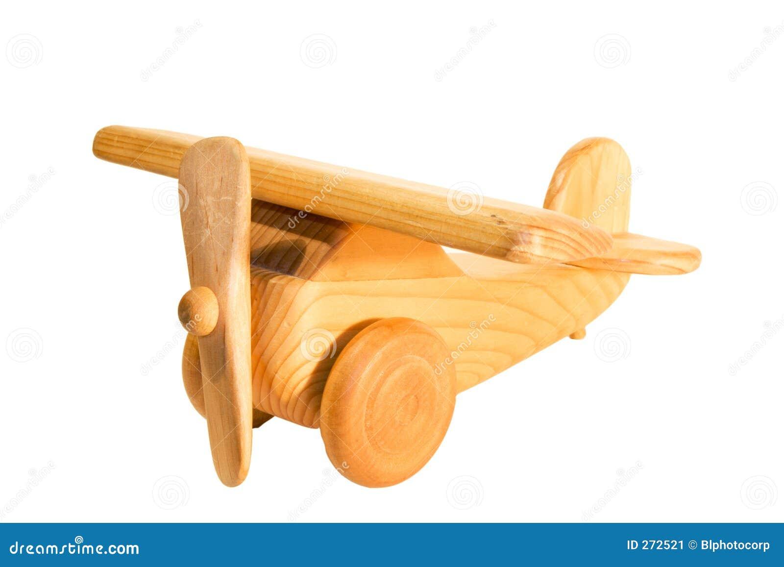 vieux jouet en bois d 39 avion image stock image 272521. Black Bedroom Furniture Sets. Home Design Ideas