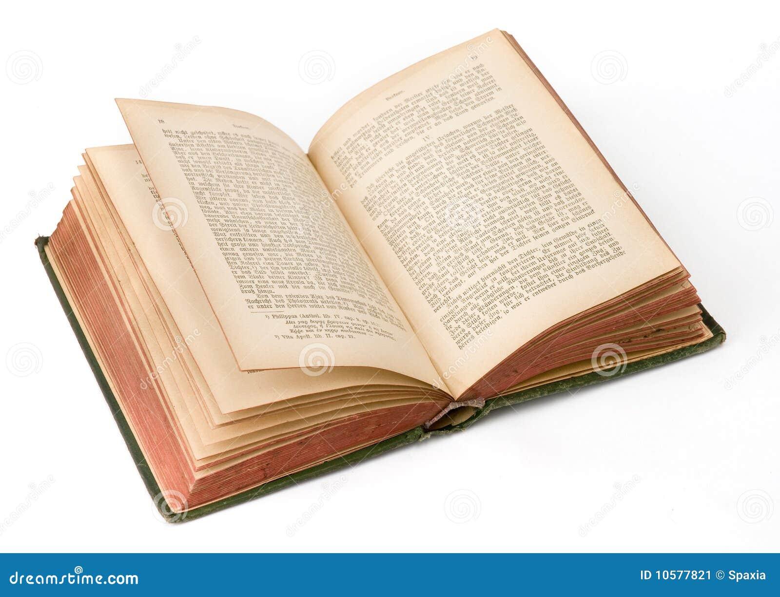 Vieux Livre Francais Image Stock Image Du Papier