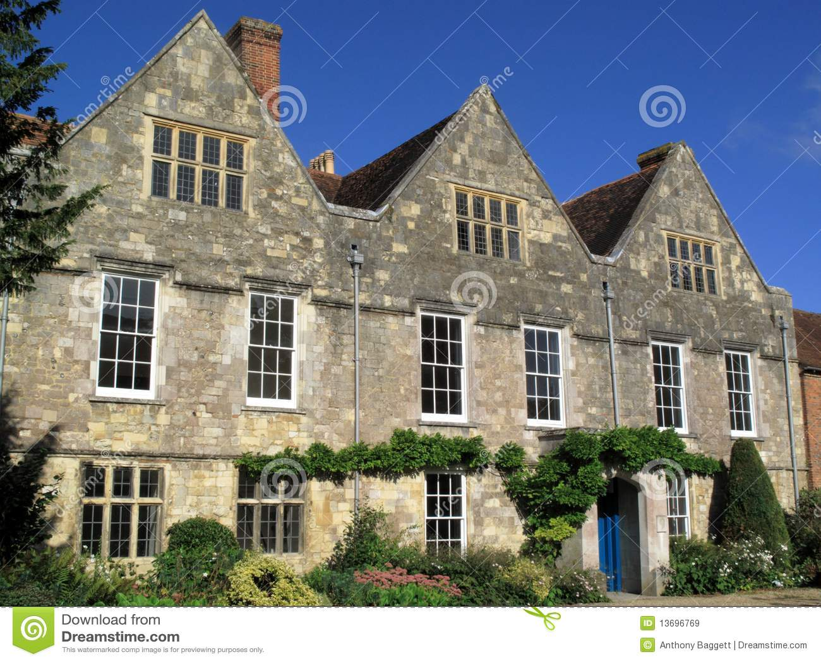 Vieux manoir de Tudor