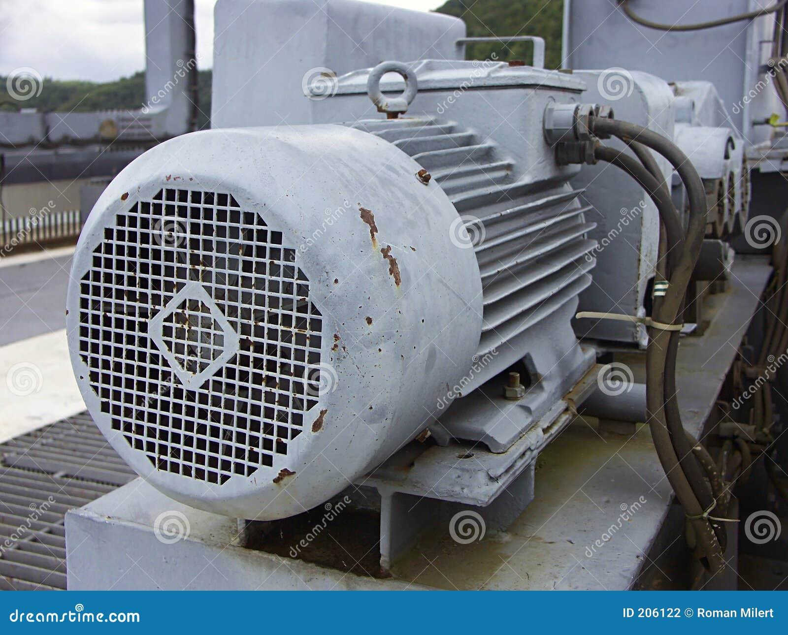 Vieux moteur