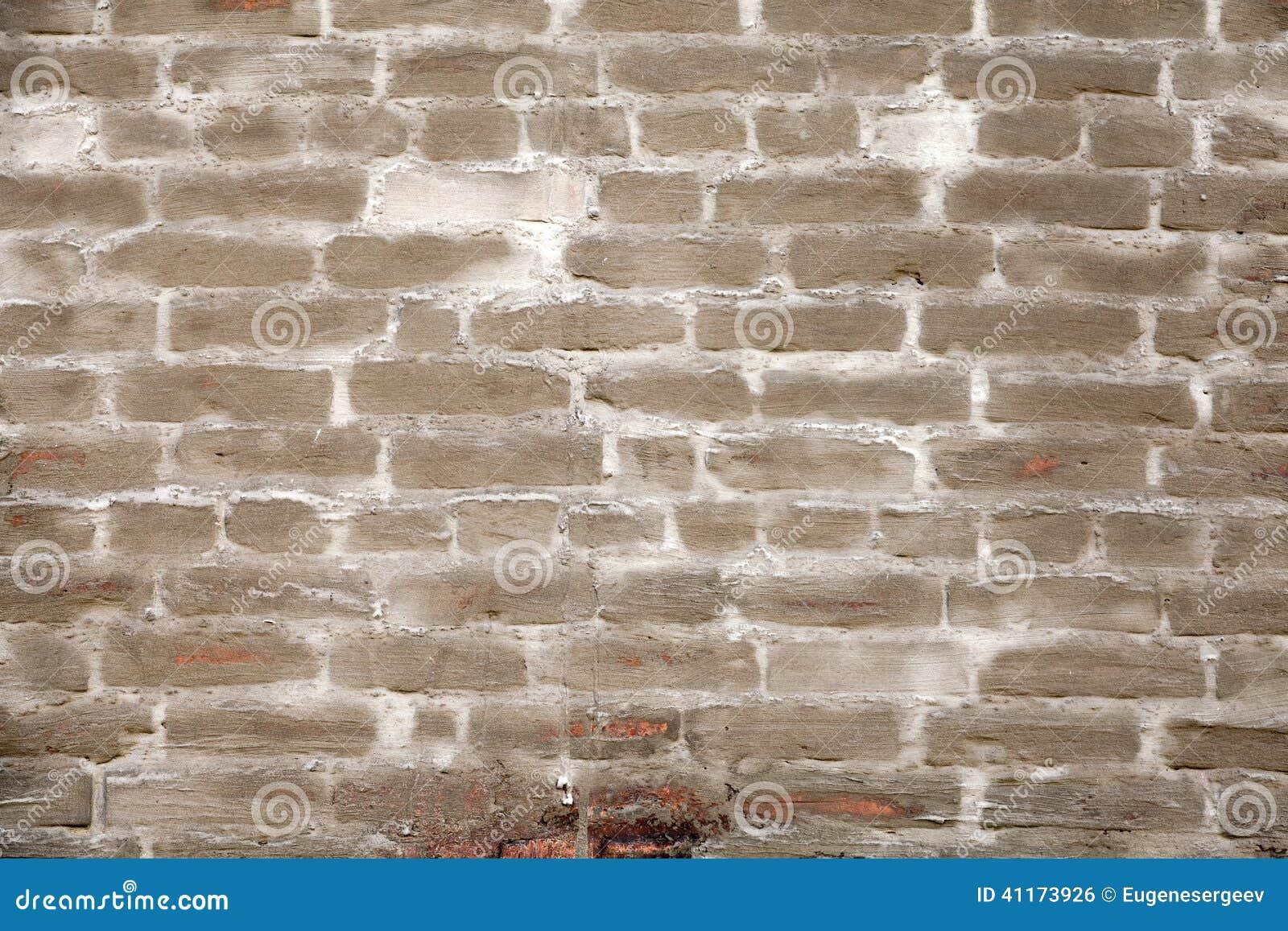 vieux mur de briques avec le stuc brun texture de fond photo stock image du brun. Black Bedroom Furniture Sets. Home Design Ideas