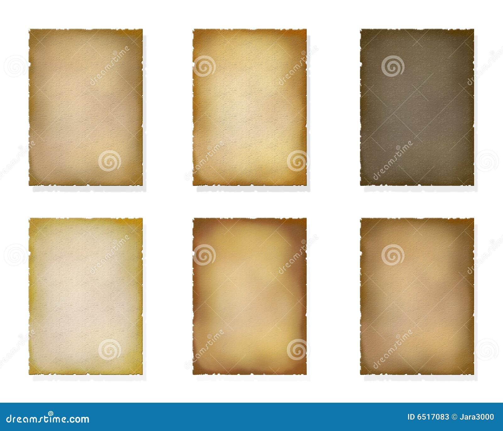 vieux papier photos stock image 6517083. Black Bedroom Furniture Sets. Home Design Ideas