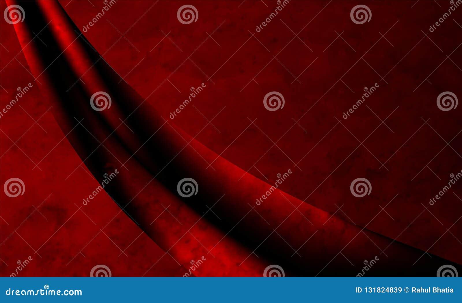 Vieux papier peint abstrait grunge rouge foncé de fond de texture