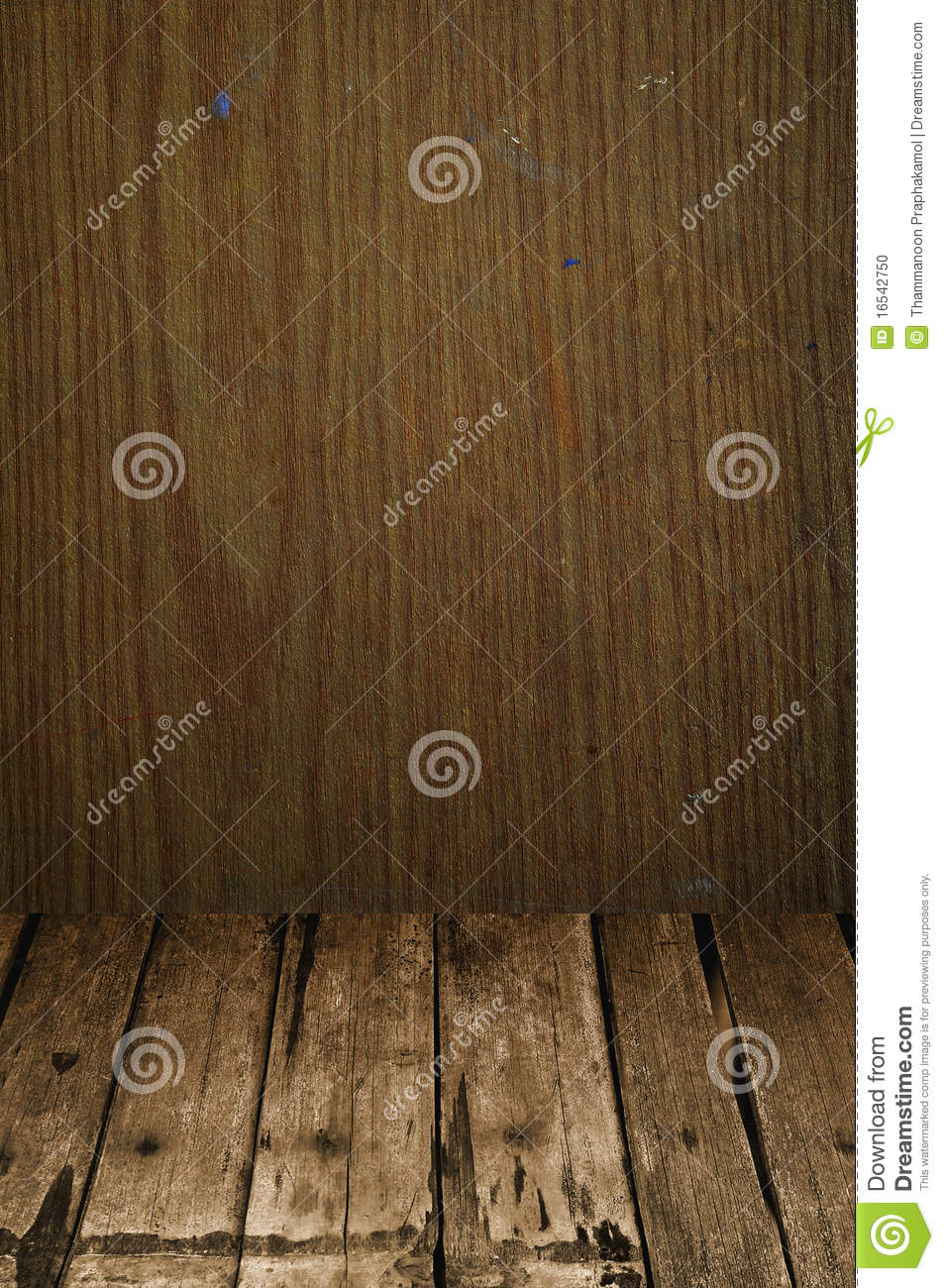 vieux papier peint en bois de texture photo stock image 16542750. Black Bedroom Furniture Sets. Home Design Ideas