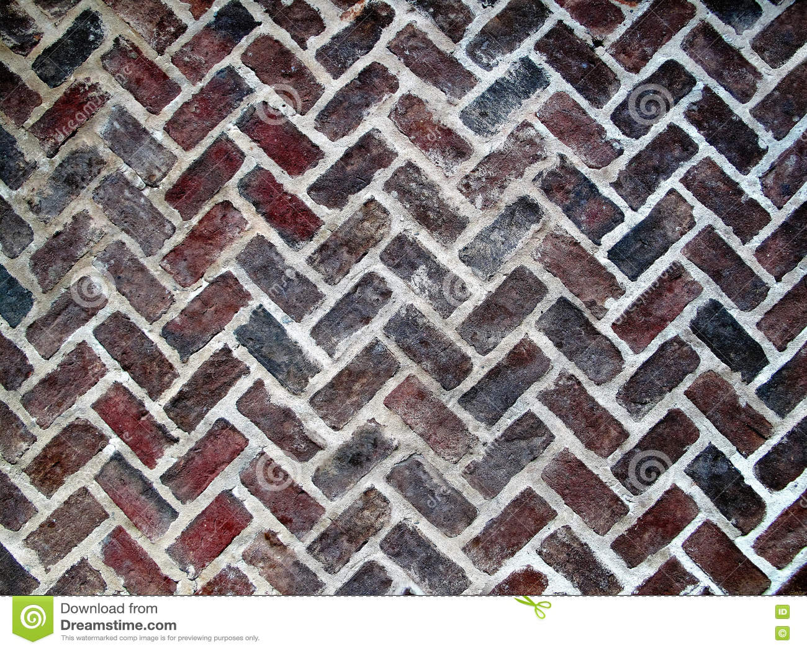 Vieux parquet Foor de brique