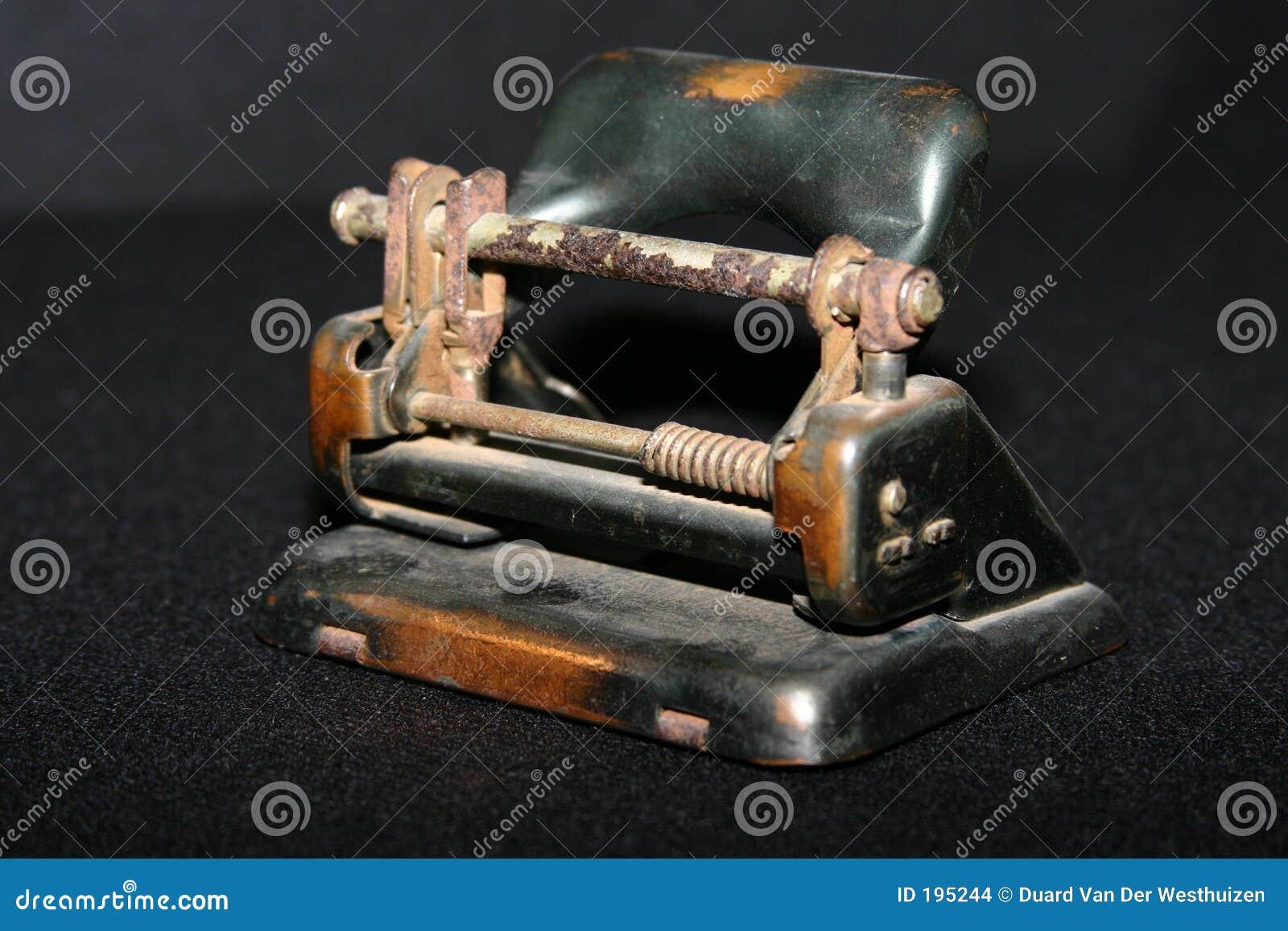 Vieux perforateur