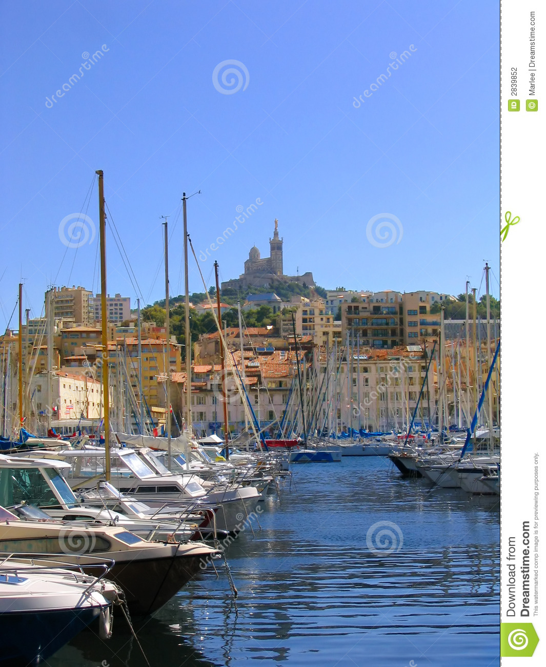 Vieux port marseille france stock photo image 2839852 - Starbucks marseille vieux port ...