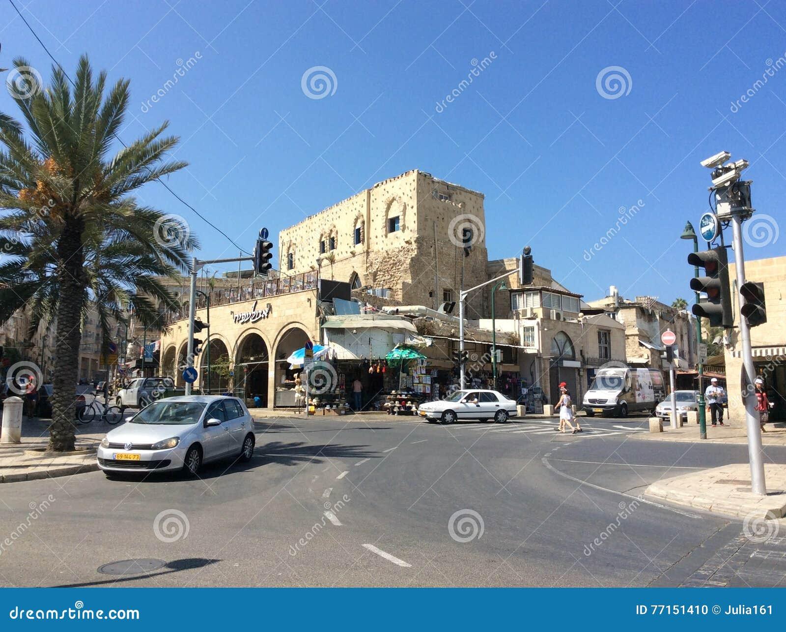 Vieux Yaffo, Tel Aviv, Israël
