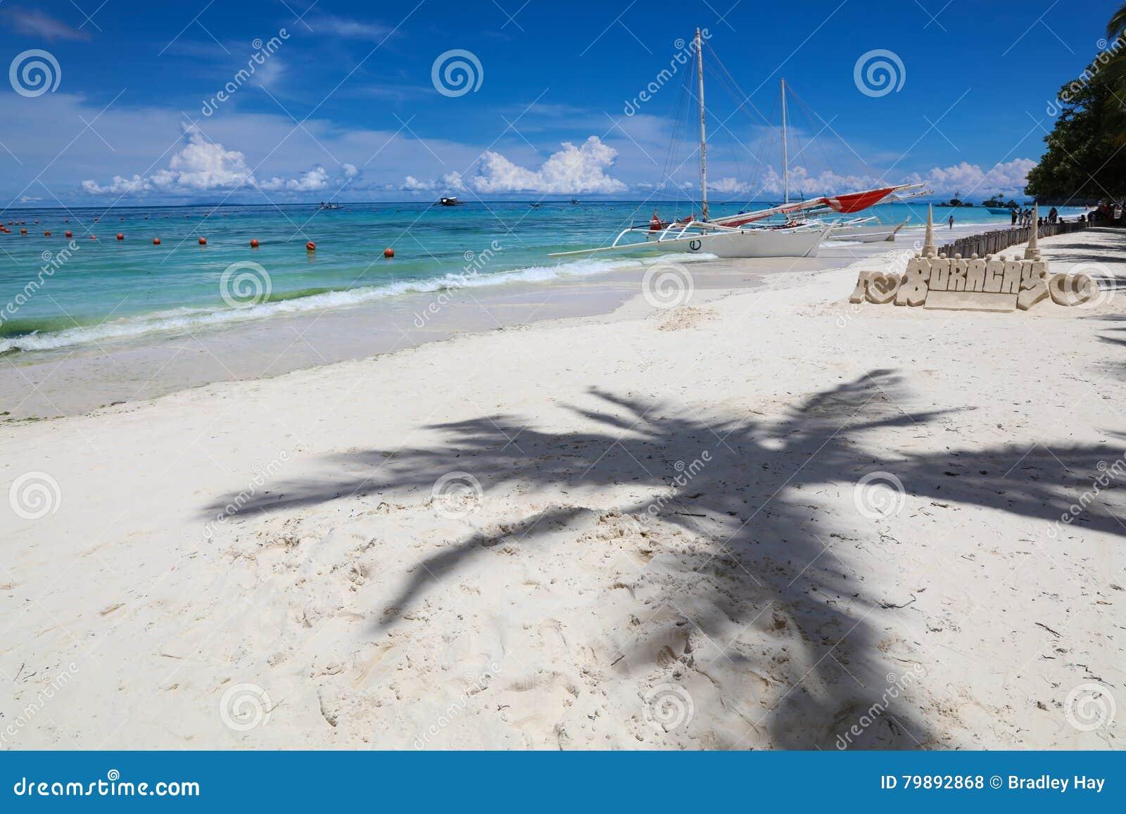 Boracay Island Puka Beach