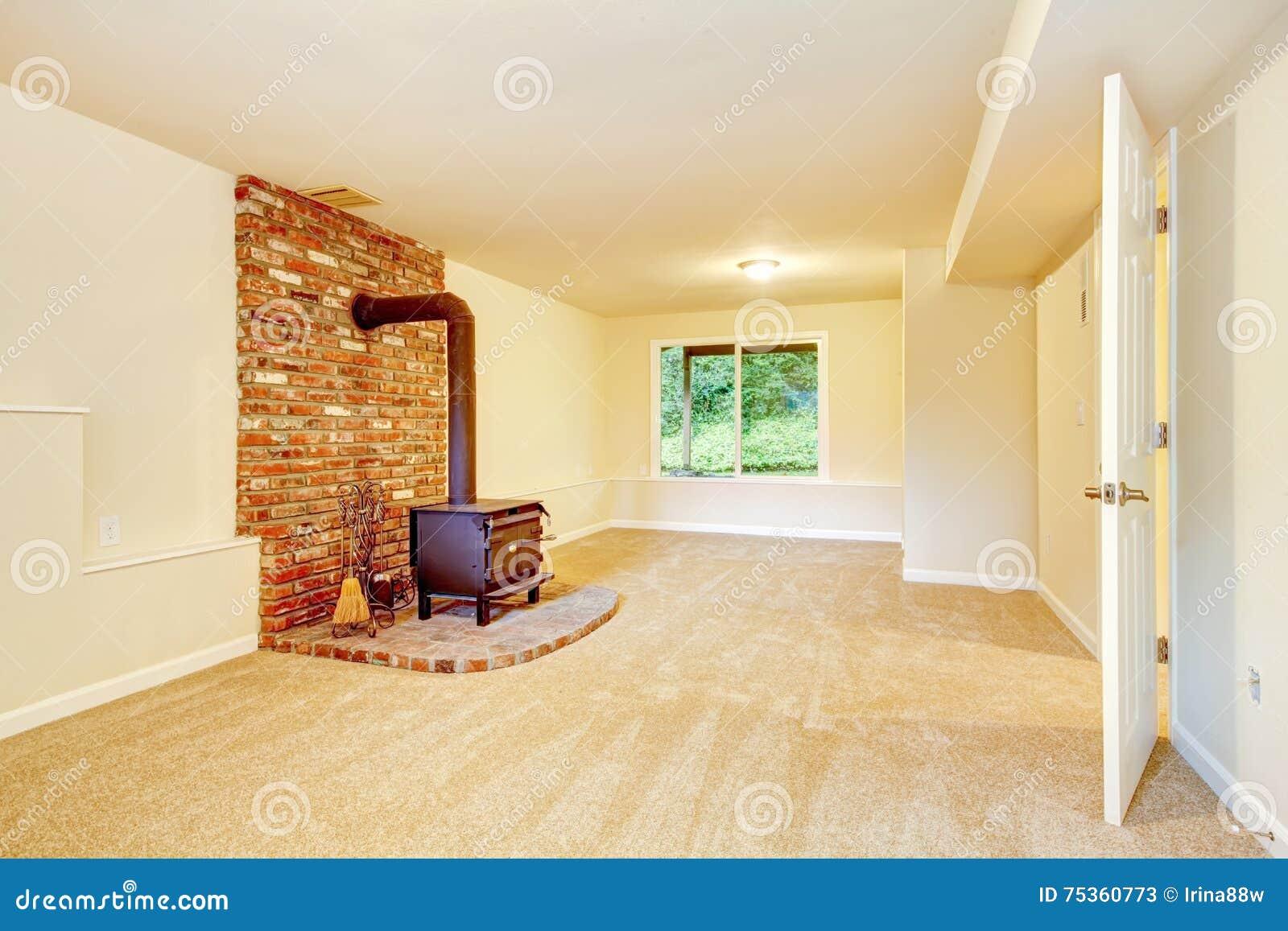 Contemporary Living Room Brick Wall Photos Festooning - The Wall Art ...