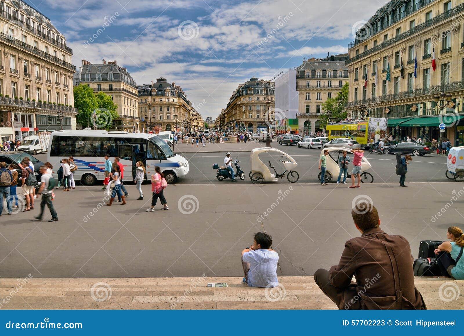 View- Avenue De L Opera parfaite Paris