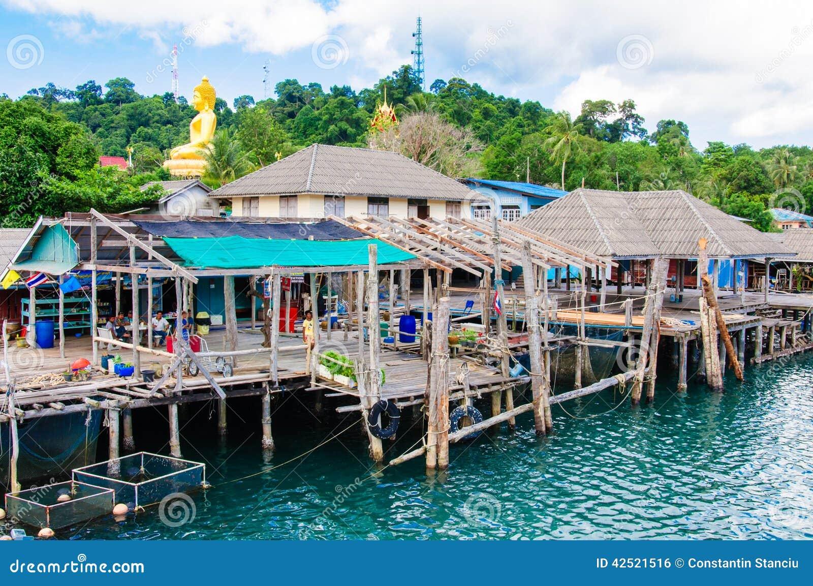 ... Village On Koh Kood Island, Thailand Editorial Photo - Image: 42521516