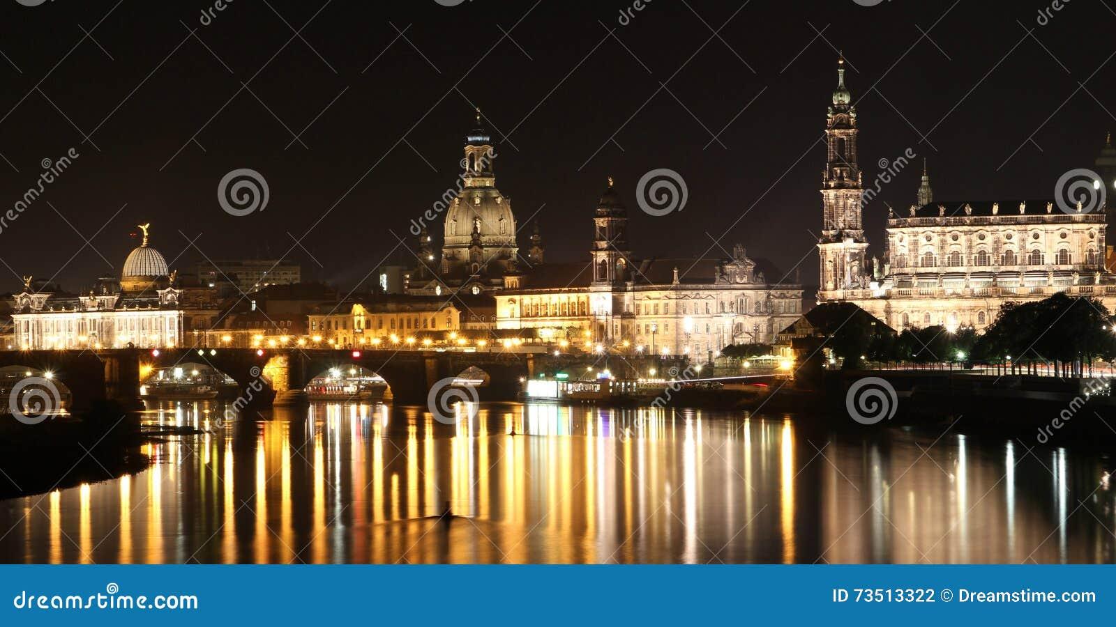 Verführerisch Skyline Dresden Galerie Von Pattern View On The Baroque Of The