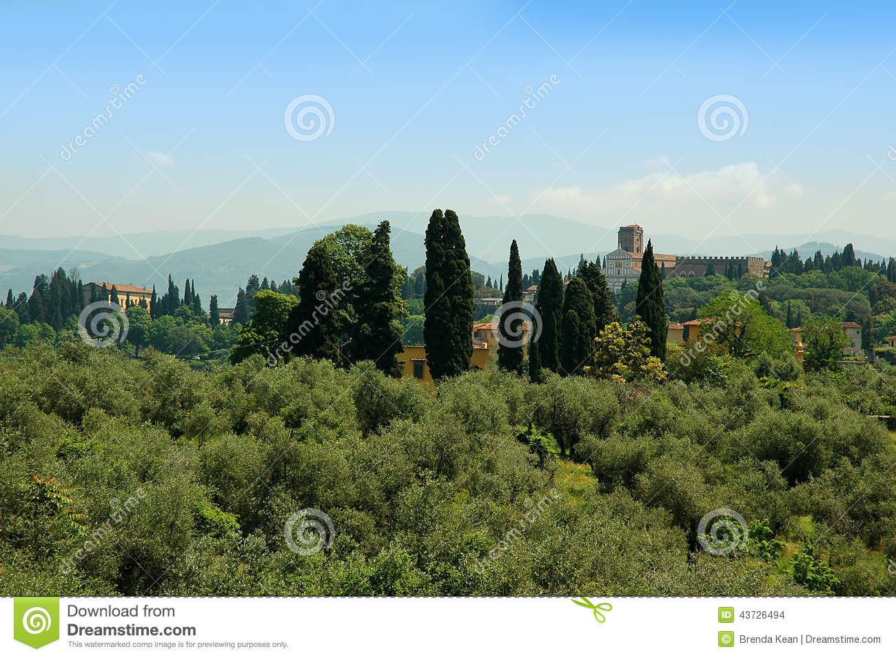 Boboli gardens in florence tuscany italy editorial photo for Is florence in tuscany