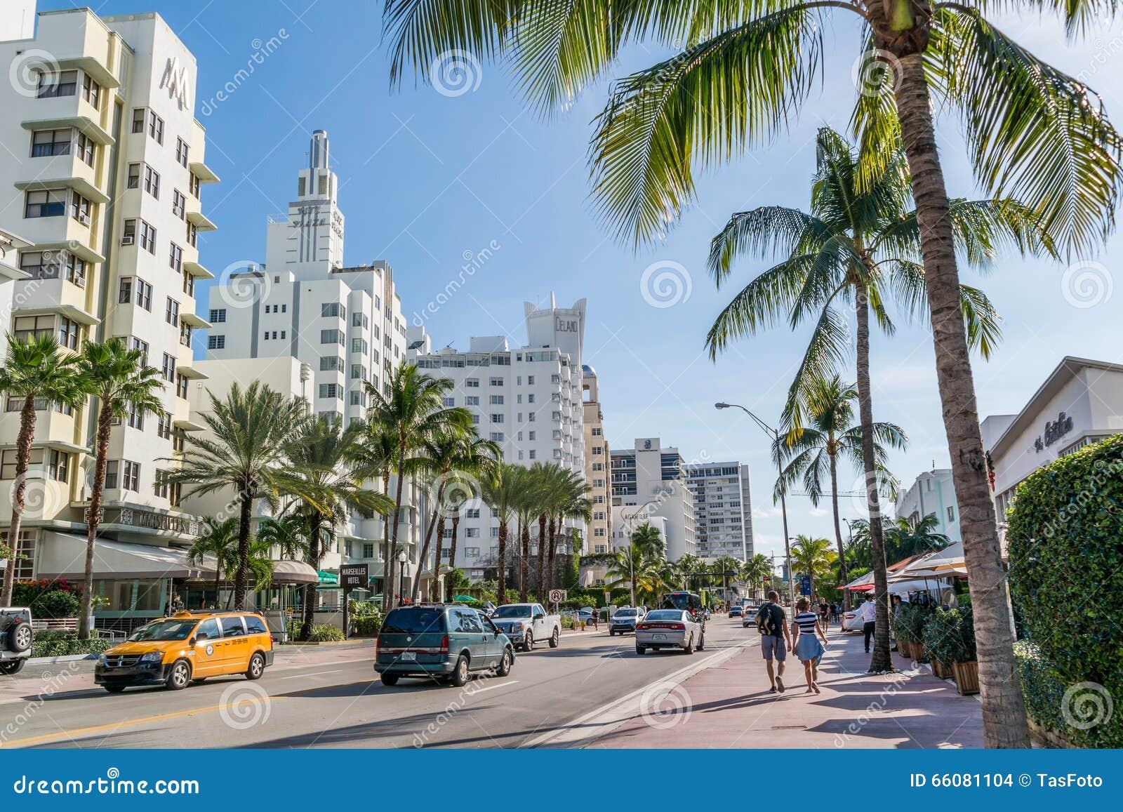 Collins Avenue Miami Beach Fl