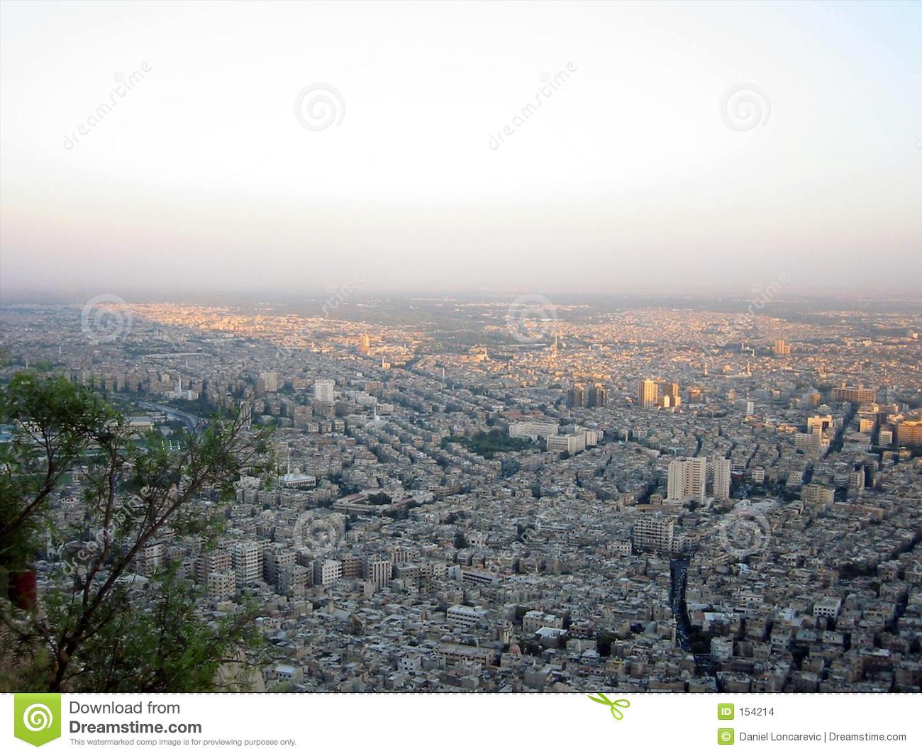 View at Damascus