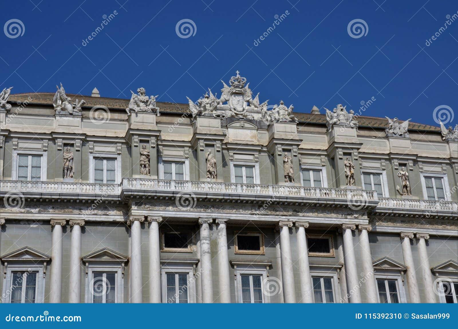 Palazzo Ducale Genoa - Genoa Landmarks