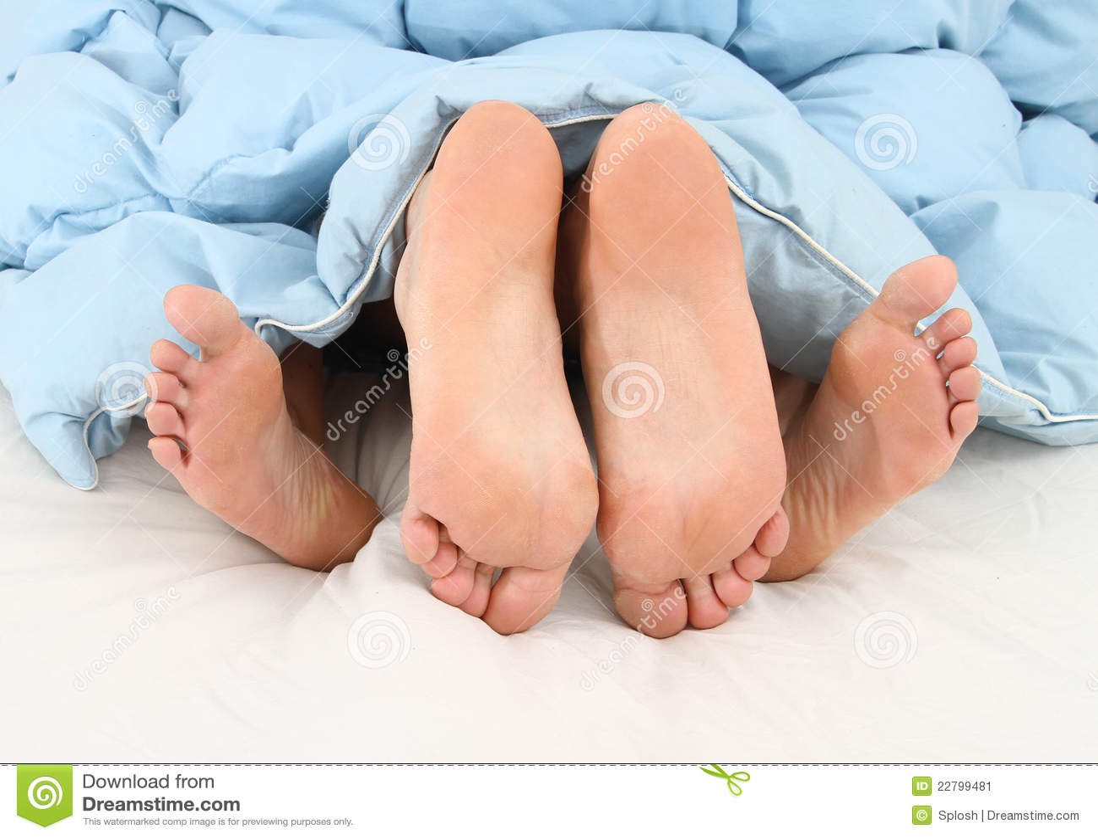 Füße Sex