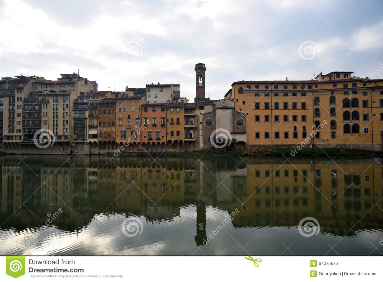 View Of Florence Stock Photo Image 64075675