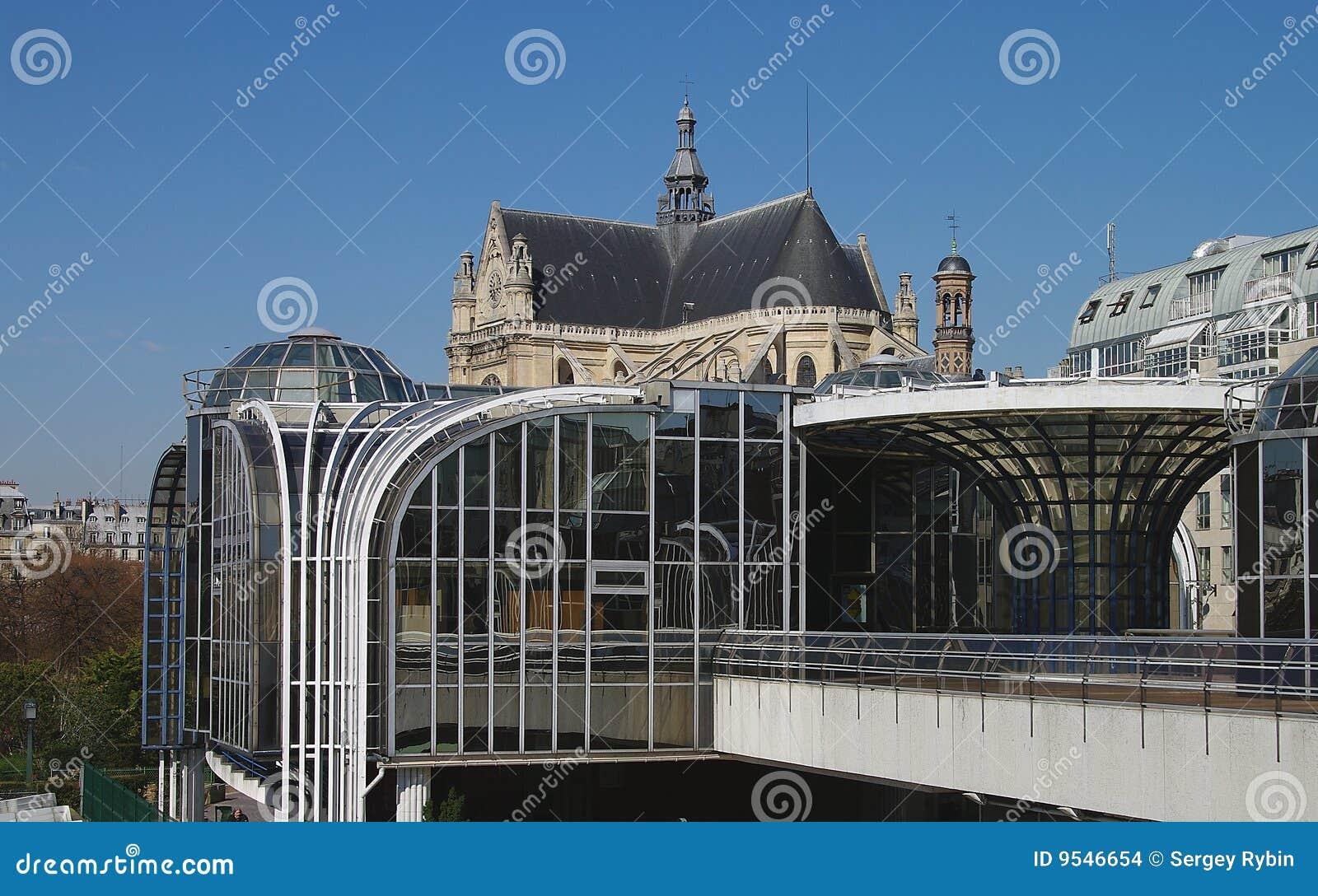 View on forum des halles paris stock images image 9546654 - Forum des halles paris ...